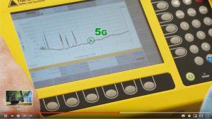 Das FMK führt laufend Mobilfunk-Messungen durch. Nun wurden erstmals auch die Emission von 5G gemessen.