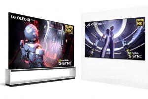 Die 8K OLED und NanoCell TVs sorgen für Unterhaltung und Gaming-Vergnügen auf einem neuen Level.