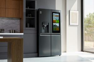 Innovationen für die moderne Küche: Der LG InstaView Door-in-Door Kühlschrank mit UVnano, …