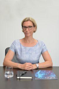 Marion Mitsch (50) wurde sie als erste Frau in den Vorstand der UFH Privatstiftung gewählt.