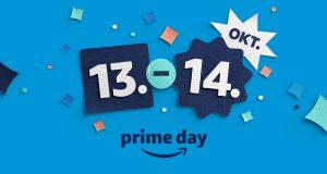 """Am 13. und 14. Oktober ist es also wieder soweit: Der Prime Day 2020 findet statt, """"mit tausenden Angeboten zum Schnäppchenpreis"""". Neu sei heuer die Unterstützung von Kleinunternehmen seitens Amazons mit """"der bisher größten Kleinunternehmerförderung."""" (Bild: Amazon)"""