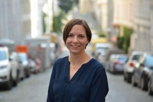 Petra Lehner ist seit 2009 bei UFH im Stoffstrommanagement tätig. Im Juli 2020 wurde ihr die Prokura verliehen. (Bild: UFH)