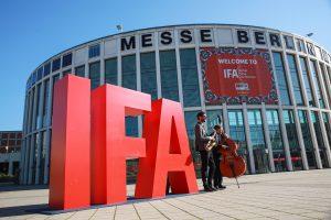 Auch heuer spielte in Berlin die Musik – wenngleich die IFA 2020 Special Edition als Hybridveranstaltung über die Bühne ging und somit ohne die üblichen Besuchermassen auskommen musste.