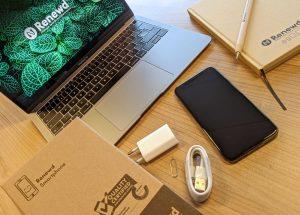 Mit den generalüberholten iPhones von Renewd will Smart Mobile den Endkunden die Möglichkeit bieten, sich einfach für umweltbewusste Produkte zu entscheiden.