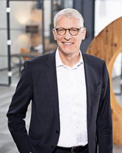 Dr. Bernhard Düttmann, Vorstandsvorsitzender bei der Ceconomy AG. (Foto: Ceconomy)