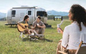 Der DJI Osmo Mobile 4 ist die ultimative Lösung, um besondere Momente in einem ruckelfreien Video festzuhalten.