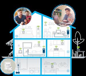 Mit dem Magic 2 LAN DINrail sorgt devolo für Highspeed-Internet aus dem Sicherungskasten und eröffnet Elektrikern ein neues Geschäftsfeld.
