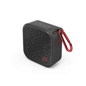 Der kompakte BT-Speaker Pocket 2.0 sorgt für guten Sound unterwegs.