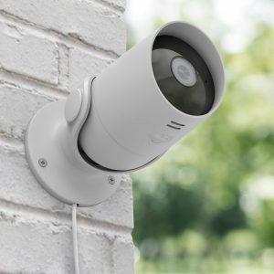 Mit der neuen WLAN-Outdoorkamera bietet Hama eine einfache Möglichkeit, für mehr Sicherheit zu sorgen.