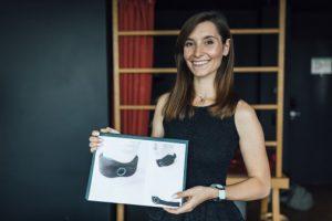 """Carmen Maier hat mit ihrem Projekt """"Lune"""" den James Dyson Award Österreich 2020 gewonnen. (Bild: Dyson)"""