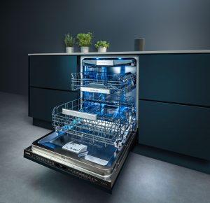 Die neue Geschirrspüler-Generation von Siemens Hausgeräte ist durchgehend mit Home Connect ausgestattet.