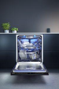Die neue Spüler-Generation von Siemens Hausgeräte ist vollständig vernetzt - vom Einstiegsgerät bis zum Premium-Modell.