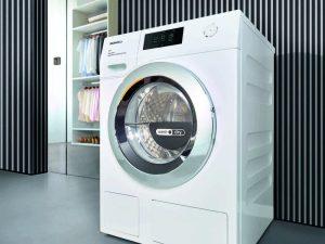 Miele hat seine bewährte Waschtrockner-Baureihe WT1 weiter aufgewertet –