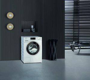 Die Miele Waschmaschine WWD 320 WPS schnitt bei einer Stiftung Warentest-Testung mit der Gesamtnote 1,6 ab. (Foto: Miele)