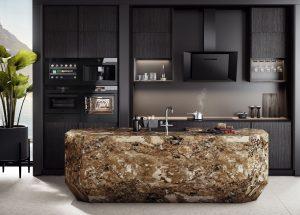 Mattschwarze Oberflächen haben in der Küche Tradition: von gusseisernem Kochgeschirr bis hin zu emaillierten Keramikoberflächen. Mit der neuen Matt Black Linie setzt AEG neue Maßstäbe in der Kombination von Funktion und mattschwarzem Design.