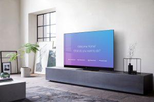 """Panasonic und BAB TECHNOLOGIE bauen ihre Smart Home-Partnerschaft aus und präsentieren die neue Pro-Version von """"Panasonic Connect"""" zur TV-KNX-Integration für Smart Home und Hotelanwendungen."""