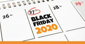 Am 27. November ist Black Friday 2020. Idealo.de hat in einer Umfrage herausgefunden, dass mehr als die Hälfte der deutschen Verbraucher dieses Jahr wenig Interesse zeigt. (Bild: blackfriday.de)