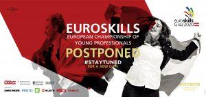 Aufgrund der aktuellen Covid-19-Entwicklungen kann der Jänner-Termin nicht gehalten werden und die EuroSkills müssen erneut verschoben werden.