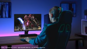 Der Panasonic Sound Slayer HTB01 liefert immersiven 3D Sound für PC- und Konsolenspieler.