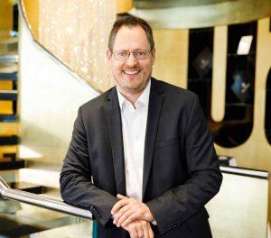 Rainer Trefelik, Obmann der Bundessparte Handel in der Wirtschaftskammer Österreich. (Foto: WKÖ)