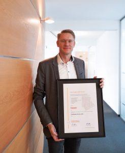 Sebastian Kebbe, Director Marketing & Sales Europe bei Beurer.