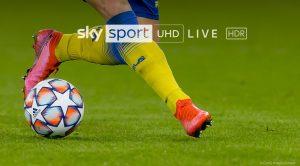 Sky Q Kunden genießen erstmals Topspiele der UEFA Champions League sowie Netflix in UHD und HDR. Das neue Sky Q Update mit optimierter Bedienoberfläche und Zubuchoptionen per Knopfdruck wird bis Mitte November ausgespielt.