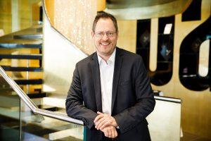 """""""Die Einzelhandelsunternehmen und Supermärkte halten sich sehr genau an die Abstands- und Verhaltensregeln"""", sagt WKÖ Handels-Obmann Rainer Trefelik. (Foto: WKÖ)"""