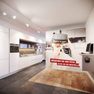 Küche&Co stellt ein innovatives Digitalkonzept vor.
