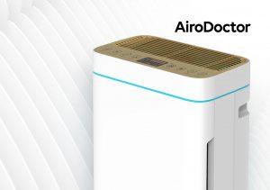 Neu bei COMM-TEC: AiroDoctor Luftreiniger.