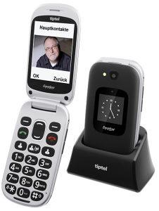 Mit dem Ergophone 6420 orientiert sich Tiptel ganz an den Bedürfnissen der Zielgruppe.