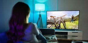 Der Markt für TV-Geräte wächst – in Deutschland ebenso wie hierzulande.