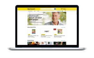 """Mit 6. November launcht die Österreichische Post AG das Vergleichsportal """"daskuvert.at"""" mit mehr als 50 Millionen Online-Angeboten. (Bild: Österreichische Post)"""