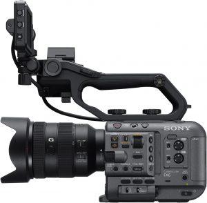 Top-Kamera für Video-Talente. Mit der FX6 macht Sony Merkmale aus dem Highend-Segment einer größeren Schar von professionellen Nutzern zugänglich.
