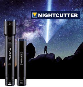 Die Varta Night Cutter-Taschenlampen machen ihrem Namen alle Ehre.