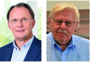 Rexel CEO Robert Pfarrwaller folgt Wolfgang Krejcik als Obmann des Bundesgremiums des Elektro- und Einrichtungsfachhandels nach.