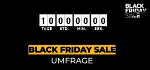 """Was jedem bewusst ist, wird nun noch Mal durch eine Befragung der Black Friday GmbH untermauert: """"Onlinehändler werden stark vom Corona Lockdown profitieren."""" (Bild: Black Friday GmbH)"""