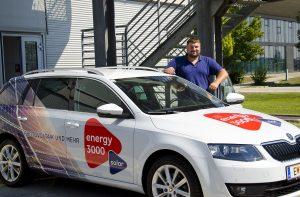 """Dino Smudla ist einer der Area Manager bei Energy3000 solar und berichtet aus seinen Erfahrungen im AD: """"Die PV-Branche braucht keinen Winterschlaf, sondern arbeitet eifrig weiter."""""""