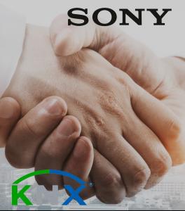 """KNX-basierte Lösungen von Sony leisten ihren Beitrag zur neuen Ära von KNX-Lösungen – angetrieben durch KNX IoT und """"Services mit KNX""""."""