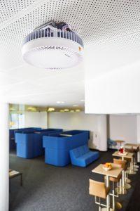 Mit Qcells von ZTE ermöglicht Drei eine Breitband-Versorgung im Gebäude-Inneren von bis zu 1 Gbit/s.