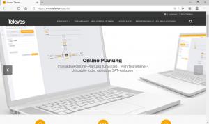 Die zwei neuen Funktionen des Online-Planungstools sind insbesondere für Projekte in der Elektrobranche und dem Bauwesen hilfreich.