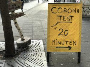 """Der österreichische Handel bleibt aufgrund kurzer Aufenthaltsdauer & funktionierender Hygienemaßnamen vom """"Corona-Reintesten"""