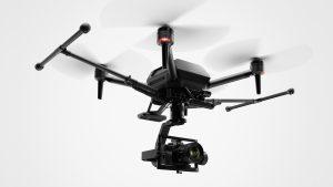 Neben diversen Tools für die Content-Produktion hat Sony auf der virtuellen CES auch Airpeak vorgestellt. Die Plattform mit einer spiegellosen Kamera von Sony soll durch besonders gute Flugeigenschaften und Stabilität überzeugen.