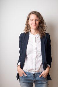 Charlotte Steenbergen ist die neue Generalsekretärin der ISPA.