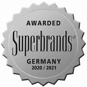 """Krups wurde als """"Superbrand Germany"""" ausgezeichnet."""