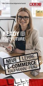 Die e-Commerce-Lehre zählt zu den beliebtesten Ausbildungsmöglichkeiten in Österreich. (Bild: WKÖ)
