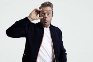 Sänger und Entertainer Sascha soll in einer großangelegten Werbekampagne