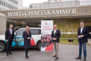Mit der Fixierung des neuen EuroSkills Graz 2021 Termines von 22.-26. September 2021 wird das Team Austria das Training wieder aufnehmen. SkillsAustria entsendet nach aktuellem Stand 55 Teilnehmerinnen und Teilnehmer in 46 Berufen zu den 7. Berufseuropameisterschaften.
