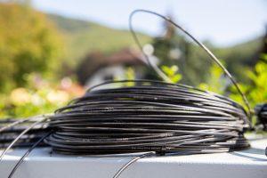 Rund 280 Gemeinden hat A1 im vergangenen Jahr mit seinem Glasfaser-Ausbau erschlossen.