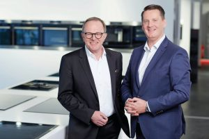 Electrolux Austria GF Alfred Janovsky und Marketingleiter Martin Bekerle blicken im E&W-Interview (das wir für die Jänner-Ausgabe führten) auf das Pandemiejahr 2020 zurück. (Foto: Electrolux)