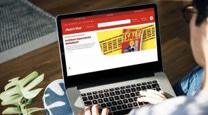 """MediaMarkt berichtet von einer erfolgreichen Wiedereröffnung der Märkte nach dem dritten harten Lockdown und von der Verlängerung der """"Lockdown-Super-Sale-Rabattschlacht"""". (Bild: MediaMarkt)"""